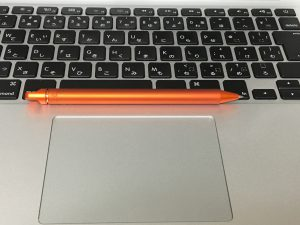 マックに似合うボールペン
