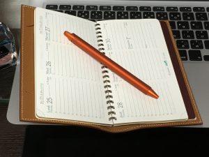 エルメス手帳ボールペンのオススメ。